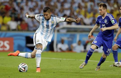 Cú Rabona đầu tiên xuất hiện tại Copa America 2015