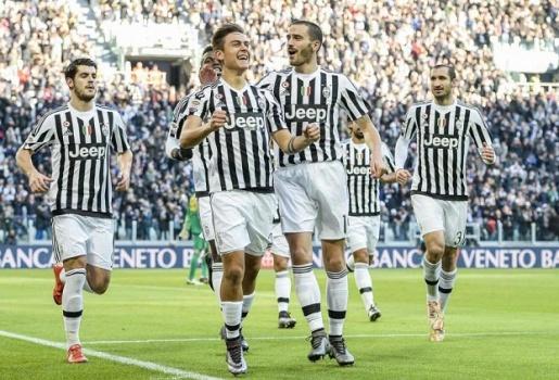 Juventus 3-0 Inter Milan (Bán kết lượt đi Cúp Quốc gia Ý)