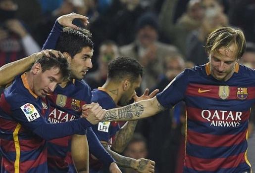 Suarez gieo sầu cho Bilbao, Barca rộng đường lấy cúp Nhà vua
