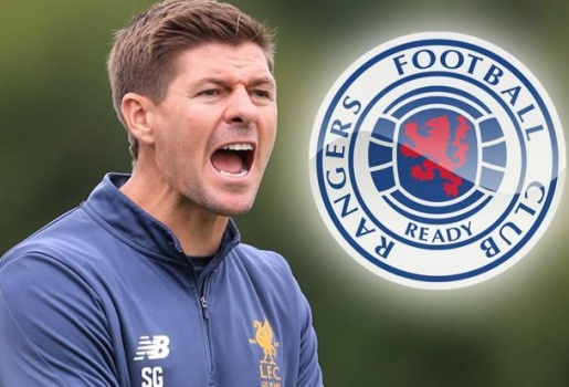 Steven Gerrard tiến sát GHẾ NÓNG gã khồng lồ Scotland
