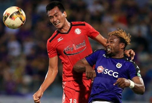Vòng 7 V-League 2019: Chung kết sớm, SLNA ngư ông đắc lợi