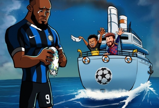 Cười vỡ bụng với loạt ảnh chế lượt cuối vòng bảng Champions League