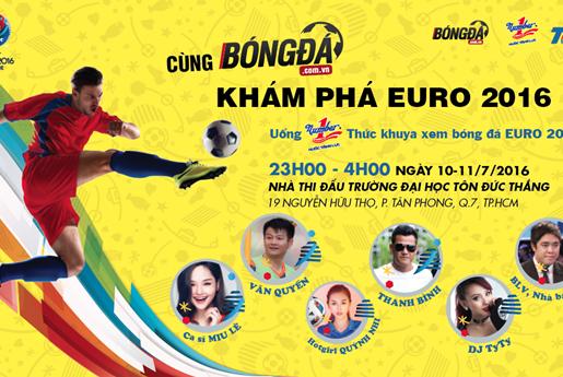 Trailer Xem chung kết - Cùng bóng đá khám phá EURO