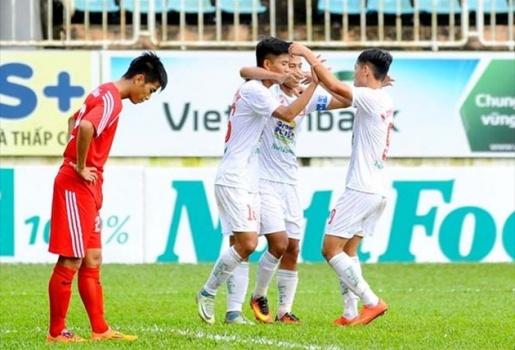 HAGL đoạt vé vào VCK U21 quốc gia 2016 với chuỗi trận toàn thắng
