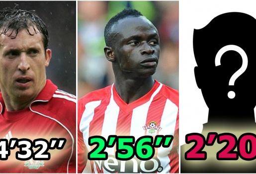 Vào ngày này  24.02  Cú hat trick nhanh nhất lịch sử bóng đá Anh