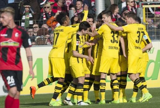 02h45 ngày 28/02, Sportfreunde Lotte vs Dortmund: Cơ hội cho kép phụ