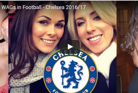 Những nàng WAGs nóng bỏng của Chelsea