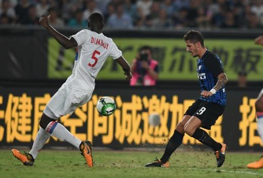 Highlights: Inter 1-0 Lyon (ICC 2017)