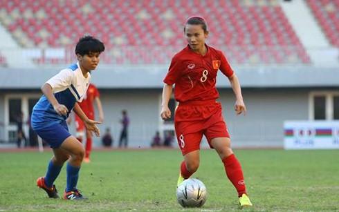 Nguyễn Thị Liễu: Chìa khóa vàng của tuyển nữ Việt Nam ở SEA Games 29