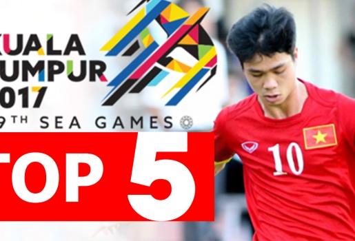 Top 5 điều thú vị về SEA Games 29 - Malaysia 2017