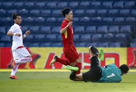 Chủ tịch VFF chúc mừng U23 Việt Nam