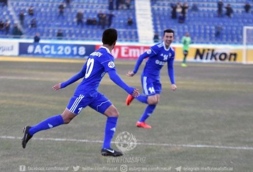 Lập siêu phẩm, sao U23 Uzbekistan giúp đội nhà thắng đậm