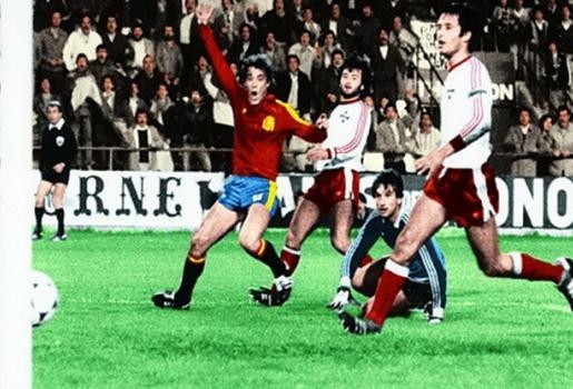 Tây Ban Nha bị tố đầu độc đối thủ ở vòng loại Euro 1984