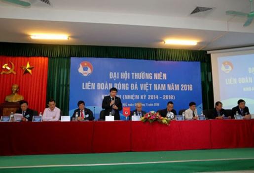 Ba hệ lụy khi chậm đại hội VFF