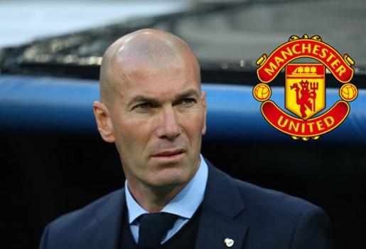 XONG: Sếp Man Utd lên tiếng chốt vụ Zidane