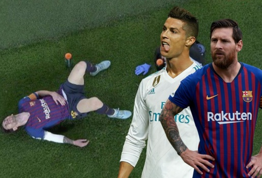 Sau 1 thập kỷ, El Clasico lần đầu mất cả Messi lẫn Ronaldo