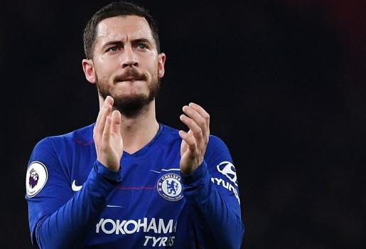 Vì một hành động, Hazard khiến fan giận sôi máu