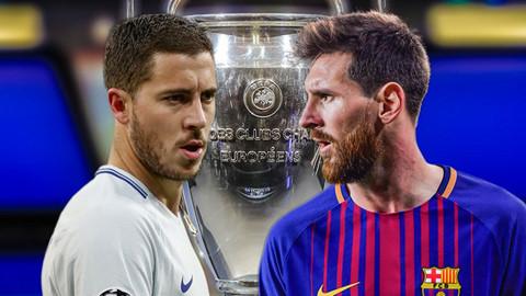6 vua kiến tạo của châu Âu: Messi so kè Eden Hazard