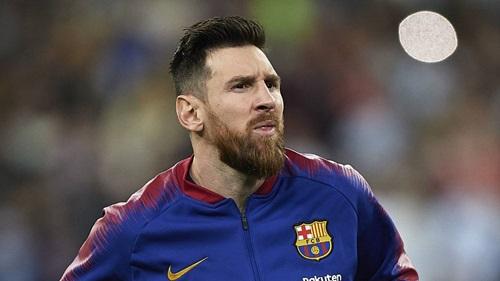 Thống kê lạ thường của Messi trong trận Siêu kinh điển