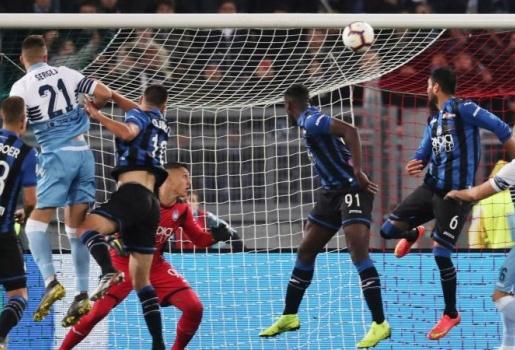 Thất bại trước Lazio, sao Atalanta thiết lập cột mốc đáng buồn
