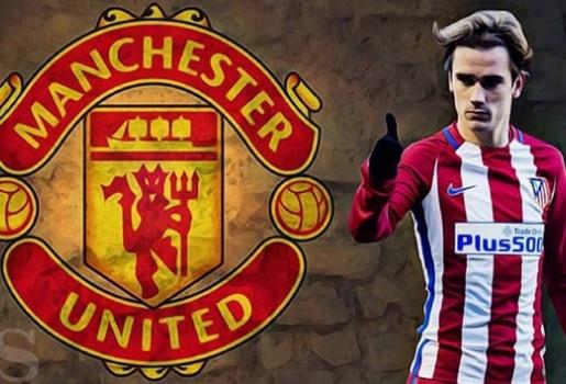 Antoine Griezmann - Man United: Lỡ dở biết đâu hay?