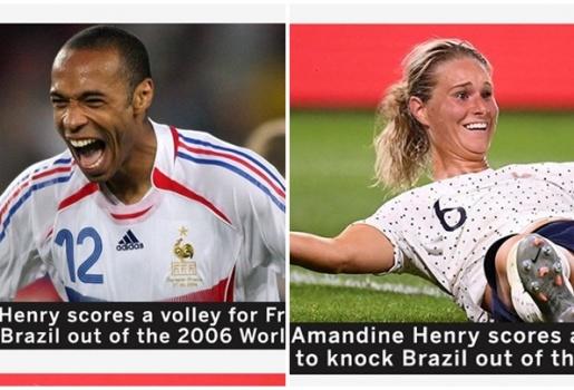 Đau khổ Brazil! Ác mộng 13 năm trước ở World Cup đã hiện về