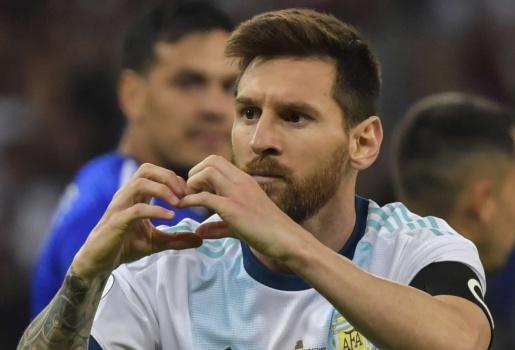 Vòng bảng Copa America: Ông lớn đều qua sông thuận lợi