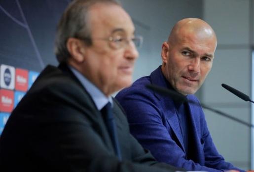 Mất sao số 1 của M.U, Zidane nổi trận lôi đình với chủ tịch Perez