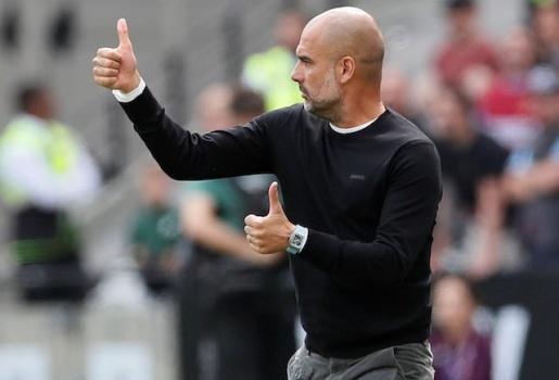 Pep: 'Cậu ta là người giỏi nhất châu Âu ở vị trí đó'