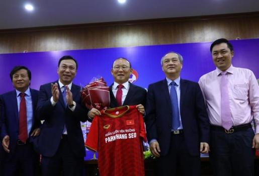 CHÍNH THỨC: HLV Park Hang-seo gia hạn 3 năm, quyết đưa ĐT Việt Nam vào top đầu châu Á