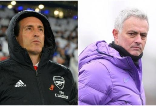 XONG! Mourinho không tới Arsenal, Emery phản ứng bất ngờ