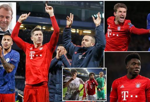 Hansi Flick đã tạo ra phép màu ở Bayern như thế nào?