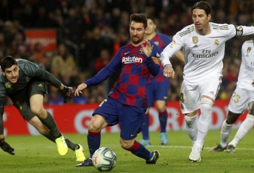 Trở về từ địa ngục, Ramos dè dặt trước trận El Clasico
