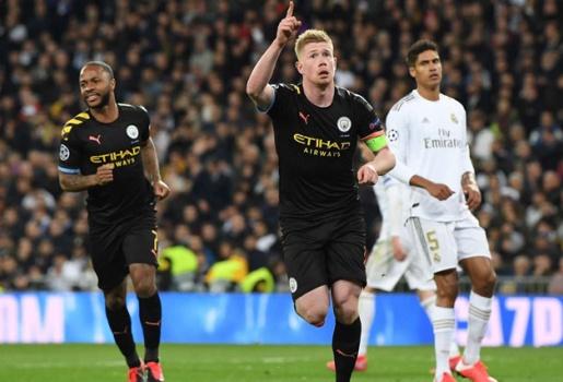 Man City không thể đánh giá thấp Real Madrid