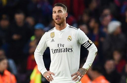 Sergio Ramos đón sinh nhật cuối cùng trong màu áo Real Madrid?