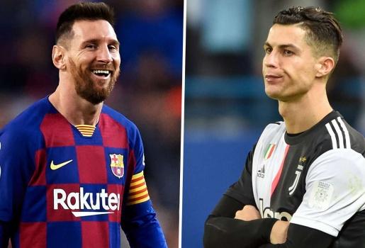 Cựu sao M.U từ chối về chung 1 nhà với Ronaldo, Messi?
