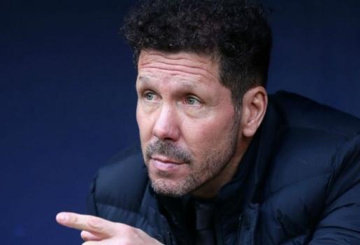 """Diego Simeone: """"Atletico phải đối mặt với 'quái thú' tại La Liga"""""""