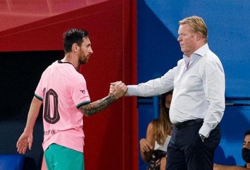 Messi xoay người vẽ siêu phẩm, Barca thắng trận thứ 2 liên tiếp