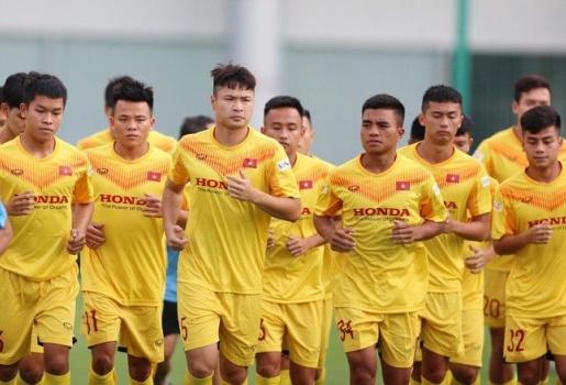 U22 Việt Nam tập trung đợt 3: Không Văn Hậu, HAGL góp đến 5 cái tên