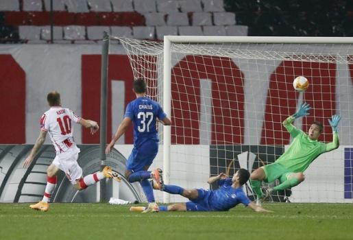 Thua đau ở Europa League, thủ thành Việt kiều nói: Chúng tôi như đội sinh viên