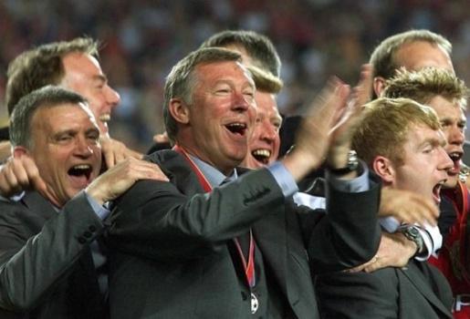 Chúng tôi đã chiến thắng nhờ tinh thần của Sir Alex
