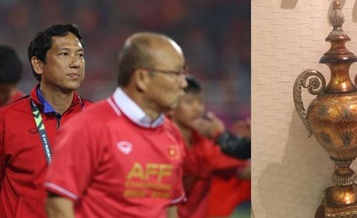 Trợ lý nói 7 thứ tiếng của ông Park và chuyện cây đèn thần ở Asian Cup