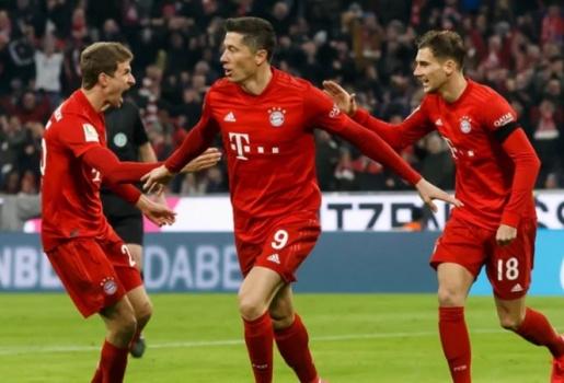 Vừa mua Nubel, Bayern ngay lập tức đã hái được quả ngọt
