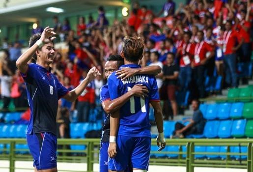 Campuchia làm nên kỳ tích tại vòng loại Asian Cup 2019