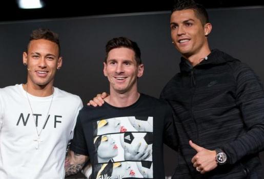 Neymar chỉ ra cái tên xứng đáng nhất giành Quả bóng Vàng