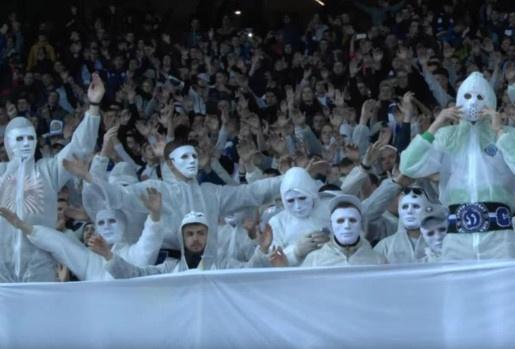 CĐV Ukraine phân biệt chủng tộc ở giải vô địch quốc gia