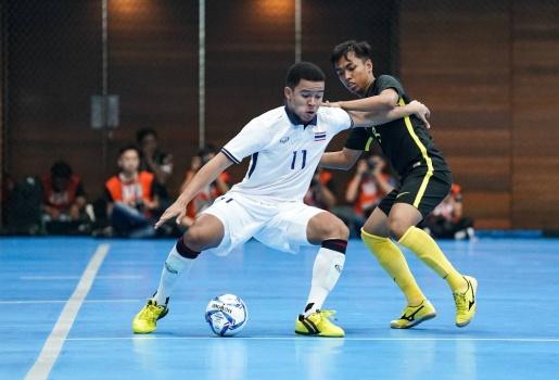 Futsal Thái Lan giành vàng nghẹt thở, đẩy Việt Nam xuống vị trí thứ 3
