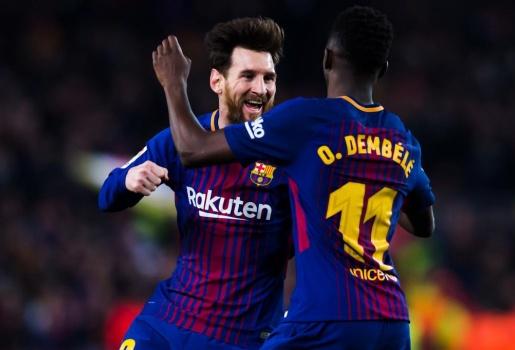 Barca đạt chuỗi bất bại dài thứ nhất lịch sử La Liga