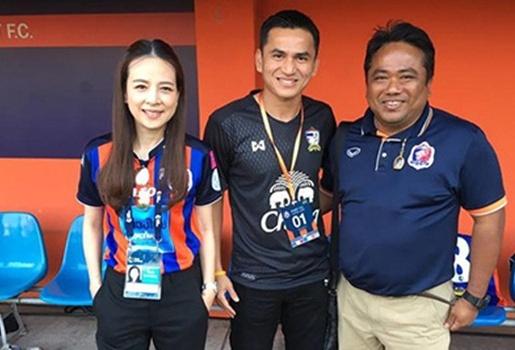Từ chối đến Việt nam, Kiatisak trở lại làm việc tại Thai League