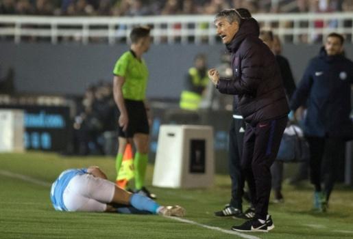 Hút chết tại Copa, Barca gây thất vọng tột độ trong kỷ nguyên mới